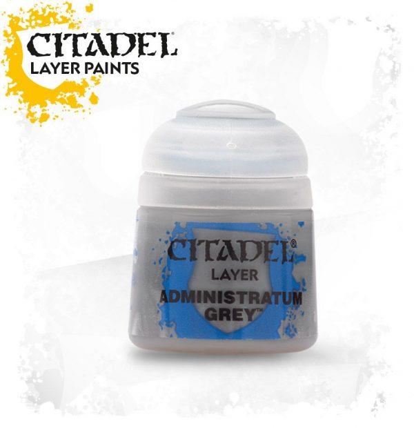 Pintura Citadel Layer Administratum Grey