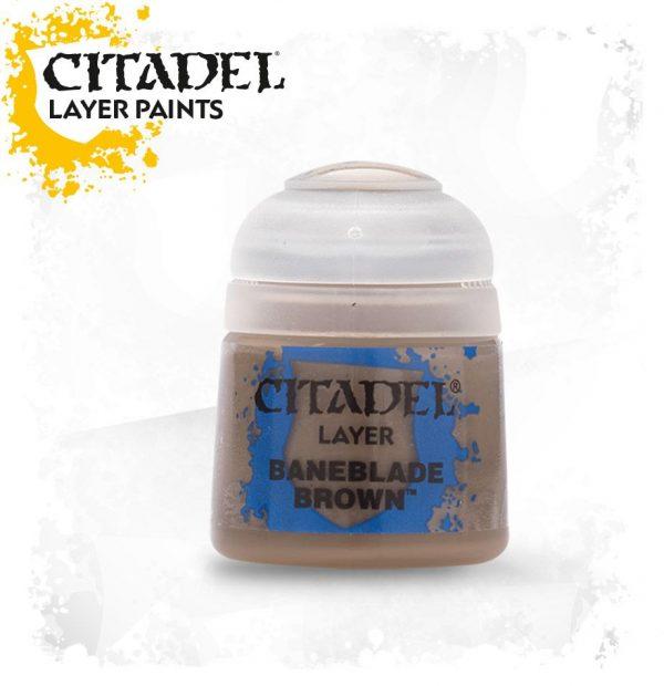 Pintura Citadel Layer Baneblade Brown