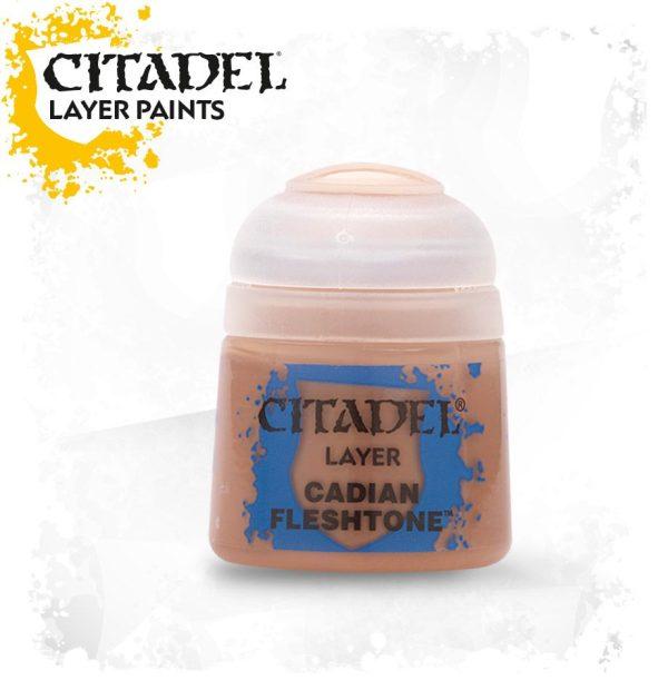 Pintura Citadel Layer Cadian Fleshtone