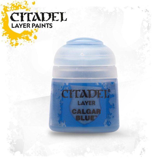 Pintura Citadel Layer Calgar Blue