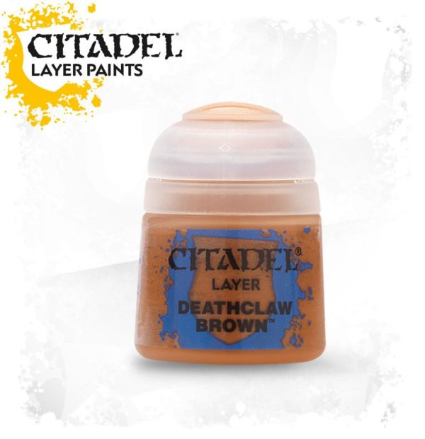 Pintura Citadel Layer Deathclaw Brown