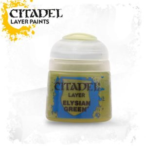 Pintura Citadel Layer Elysian Green