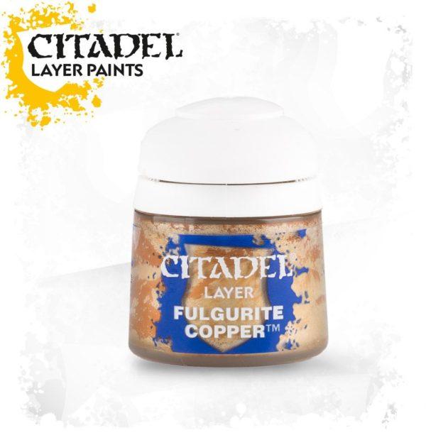Pintura Citadel Layer Fulgurite Copper