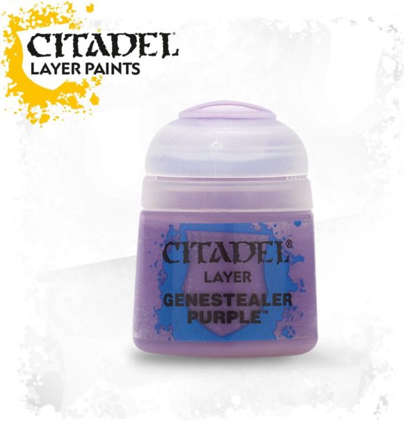 Pintura Citadel Layer Genestealer Purple
