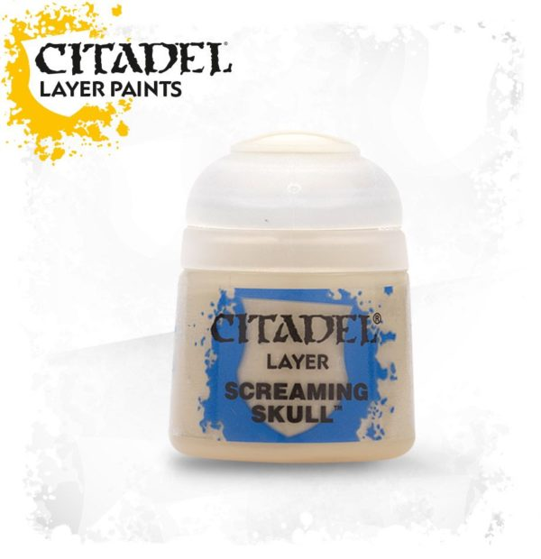 Pintura Citadel Layer Screaming Skull