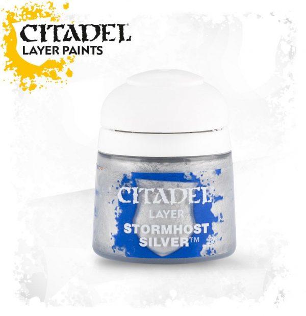 Pintura Citadel Layer Stormhost Silver