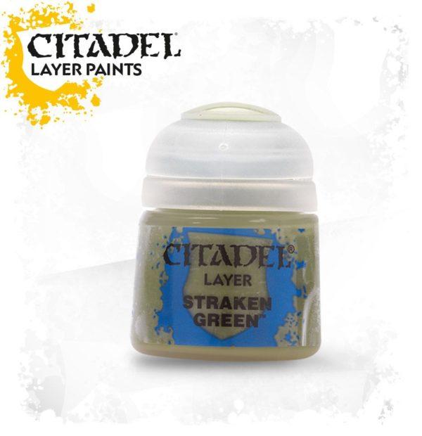 Pintura Citadel Layer Straken Green