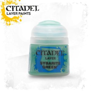 Pintura Citadel Layer Sybarite Green