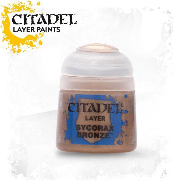 Pintura Citadel Layer Sycorax Bronze