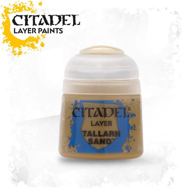 Pintura Citadel Layer Tallarn Sand