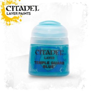 Pintura Citadel Layer Temple Guard Blue