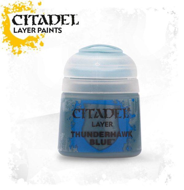 Pintura Citadel Layer Thunderhawk Blue