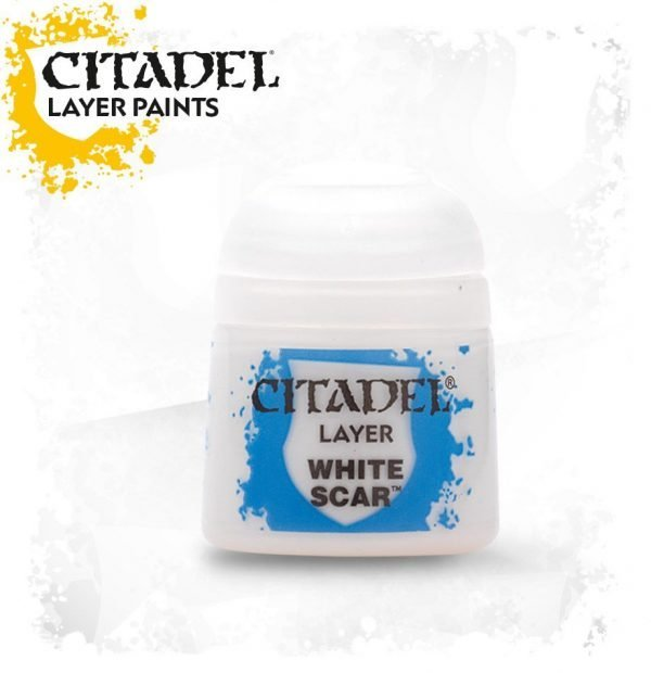 Pintura Citadel Layer White Scar