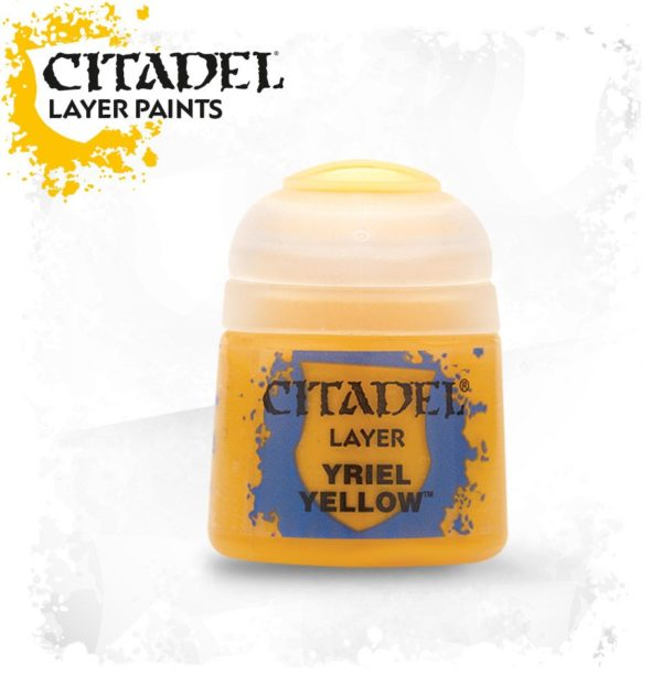 Pintura Citadel Layer Yriel Yellow