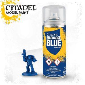 Pintura Imprimacion Azul Citadel Macragge Blue Spray