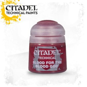 Pintura Efecto Sangre Citadel Technical Blood for the Blood God