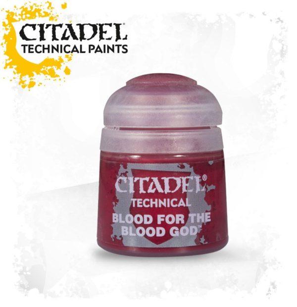 Pintura Efecto Sangre Citadel Technical Blood for the Blood God