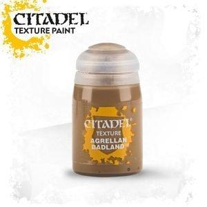 Pintura Efecto Cuarteado Agrietado Peanas Citadel Texture Agrellan Badland