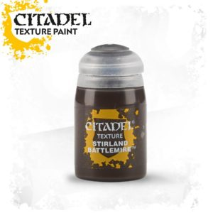 Pintura Efecto Barro Peana Citadel Texture Stirland Battlemire