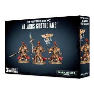 Custodes Warhammer 40k Allarus Custodian