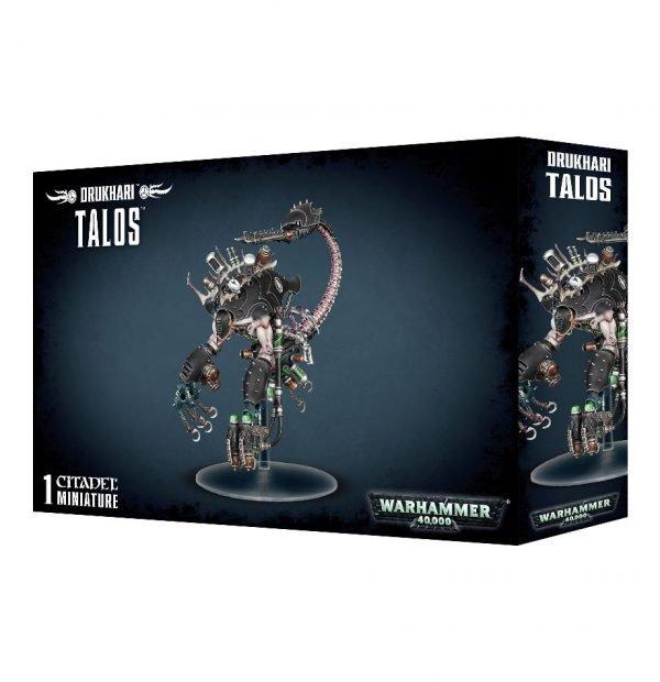Engine Dark Eldar Oscuros Warhammer 40k Cronos Talos