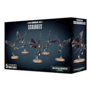 Azotes Dark Eldar OScuros Warhammer 40k Scourges