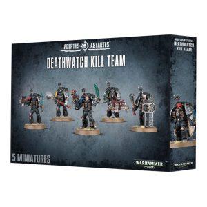 Deathwatch Kill Team Space Marines Espaciales Warhammer 40k