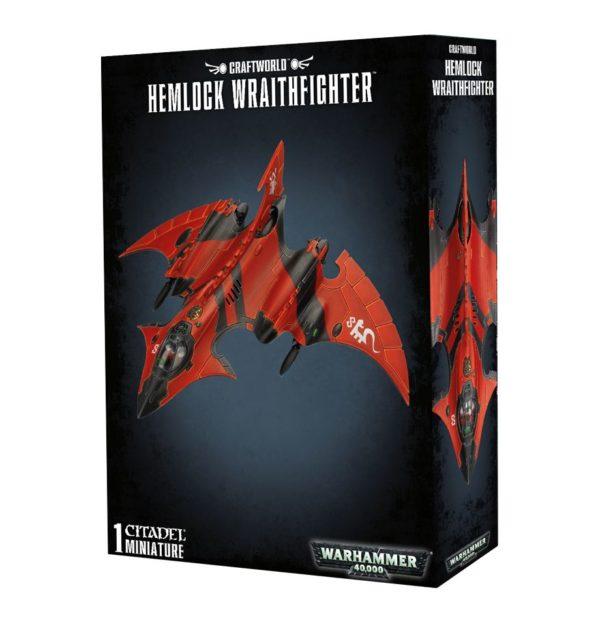 Craftworlds Eldar Warhammer 40k Crimson Hunter Hemlock WraithFighter