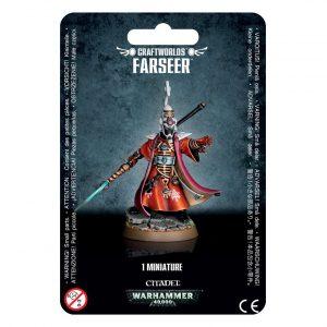 Vidente Craftworlds Eldar Warhammer 40k Farseer