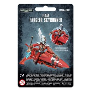 Vidente Moto Craftworlds Eldar Warhammer 40k Farseer Skyrunner
