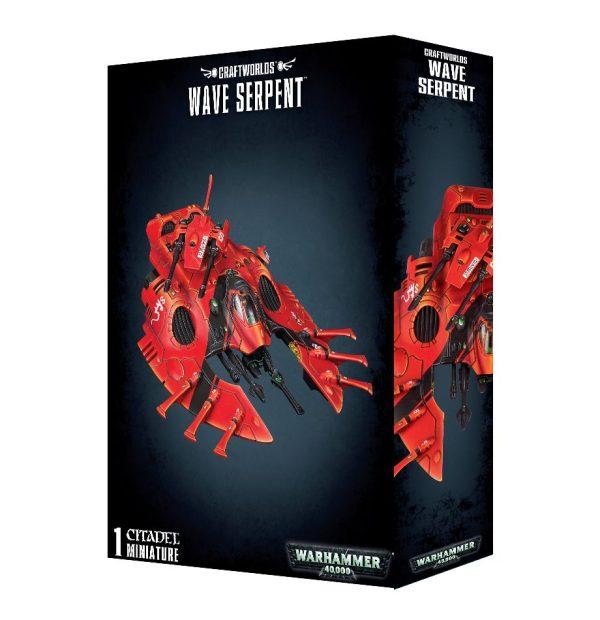 Serpiente Craftworlds Eldar Warhammer 40k Wave Serpent