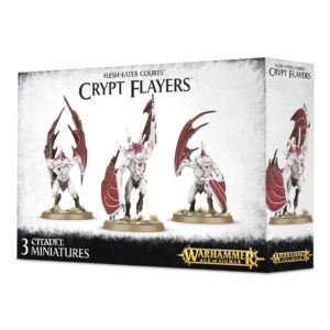 Horrores Cripta Condes Vampiro Flesh Eater Courts Warhammer Sigmar Crypt Horrors Vargheists Flayers