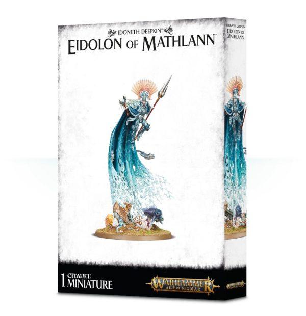 Capa Ola Elfos Marinos Idoneth Warhammer Sigmar Orden Eidolon Mathlann Aspect Sea Storm