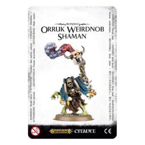 Orcos Ironjawz Warhammer Sigmar Weirdnob Orruk