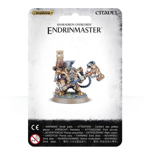 Squat Arkanaut Kharadron Warhammer Sigmar Enanos Orden Endrinmaster