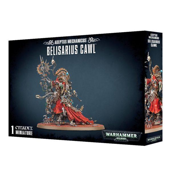 Tecnosacerdote Mechanicus Warhammer 40k Belisarius Cawl