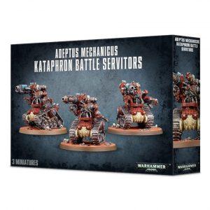 Breachers Destroyers Mechanicus Warhammer 40k Kataphron