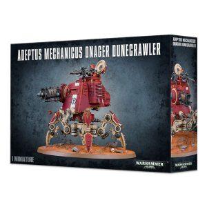 Dunecrawler Mechanicus Warhammer 40k Onager