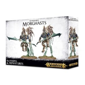 Nagash Warhammer Sigmar Morghast Archai Harbringers