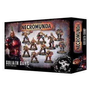 Necromunda Banda Goliath Gang