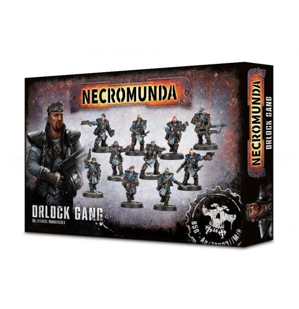 NEcromunda Banda Orlock Gang
