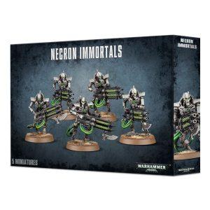 Inmortales Omnicidas Necrones Warhammer 40k Necron Immortals Deathmarks