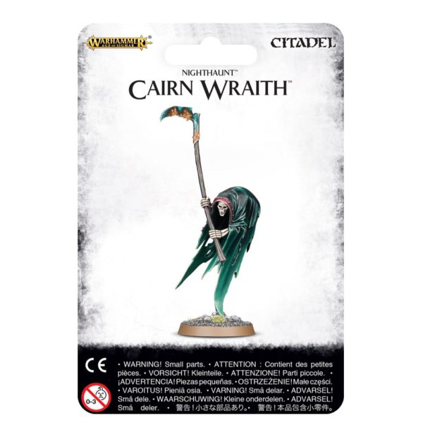 Nighthaunts Cairn Wraith Condes Vampiro Nighthaunt Warhammer Sigmar Espectro