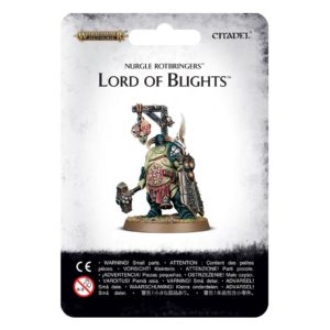 Nurgle Warhammer 40k Sigmar Caos Lord of Blights
