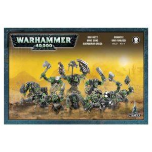 Orkos Warhammer 40k Ork Boyz