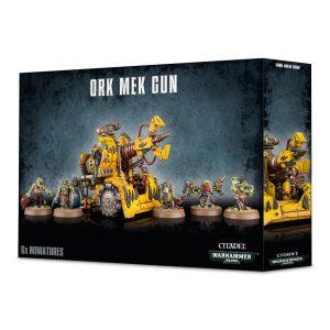 Gretchin Grots Orkos Orks Warhammer 40k Mek Gunz
