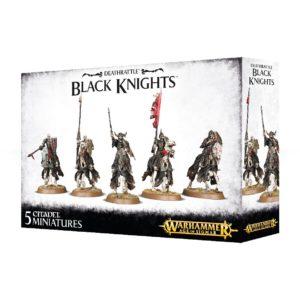 Caballeros Negros Espectros Condenadores Condes Vampiro Warhammer Sigmar Black Knights Hexwraiths