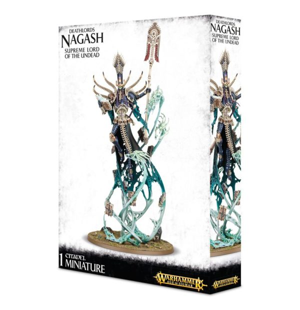 Nagash Warhammer Sigmar