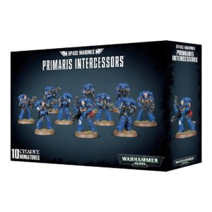 Primarines Space Marines Espaciales Warhammer 40k Primaris Intercessor