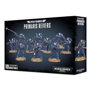 Primarines Space Marines Espaciales Warhammer 40k Primaris Reivers